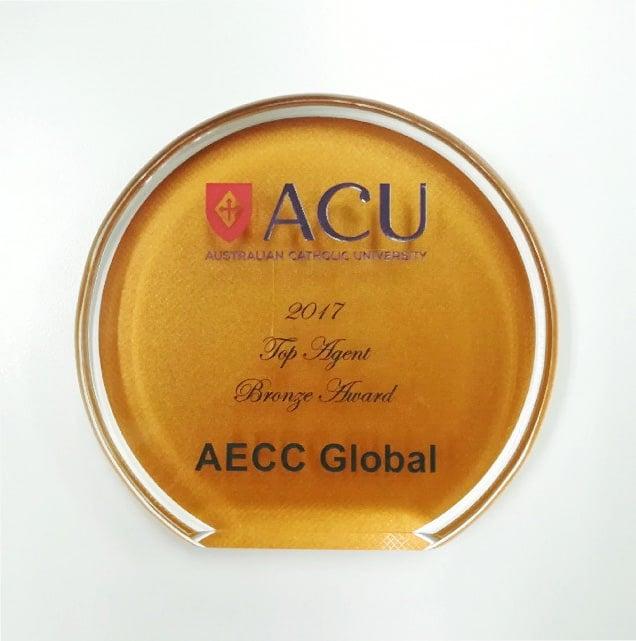 2017 Top Agent Bronze Award